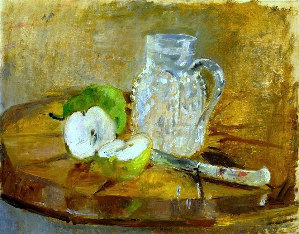 Pin On Artist Berthe Morisot