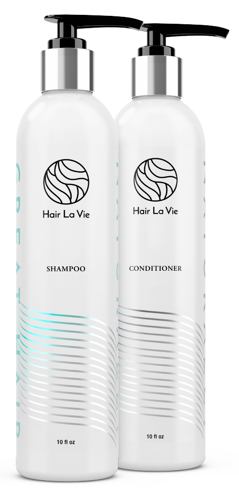 The Hair La Vie Collection The 1 Top Best Organic Shampoo With