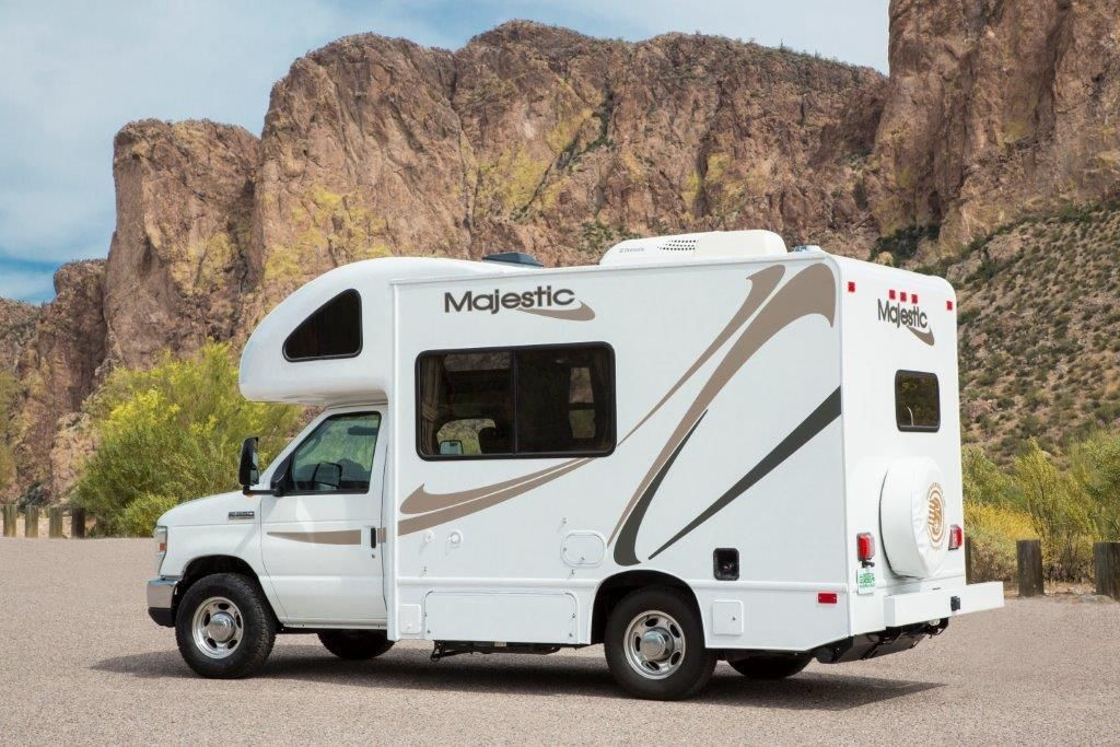 Cruise America Thor Majestic 19g Buying An Rv Rvs For Sale Cruise America
