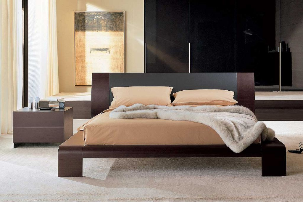 awesome modern solid wood bedroom furniture | set bedroom ...