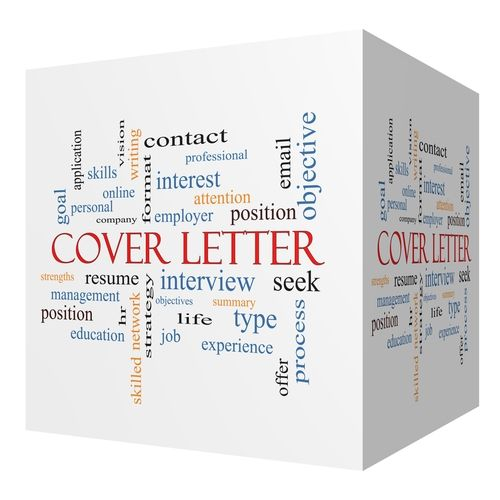 Tips For A Great Cover Letter Scg Blog  Success Blog