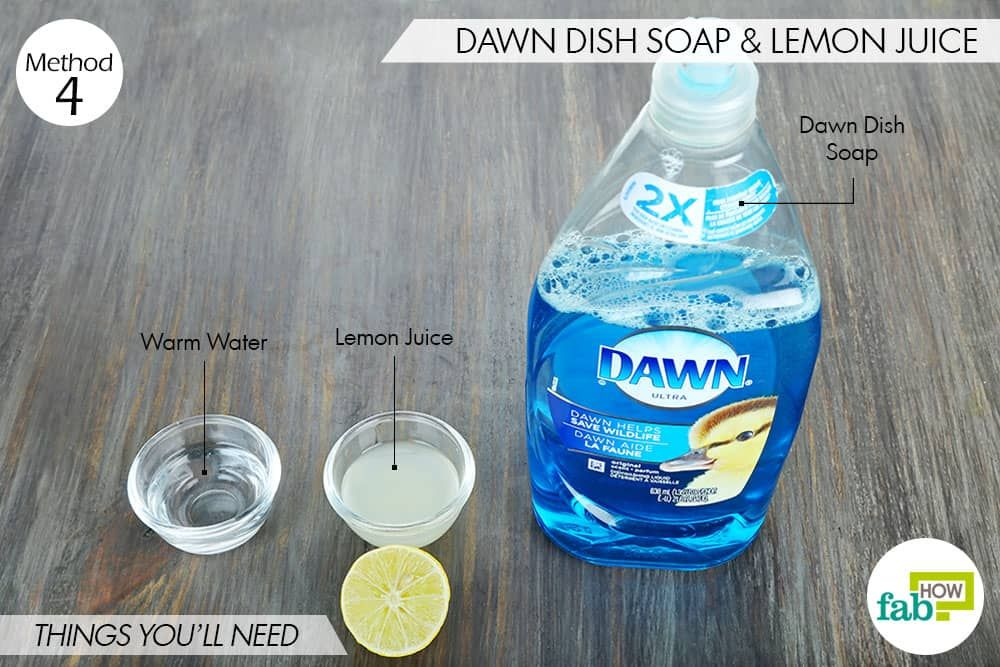 5 Ways To Kill Fleas On Dogs With Dawn Dish Soap Fab How Kill