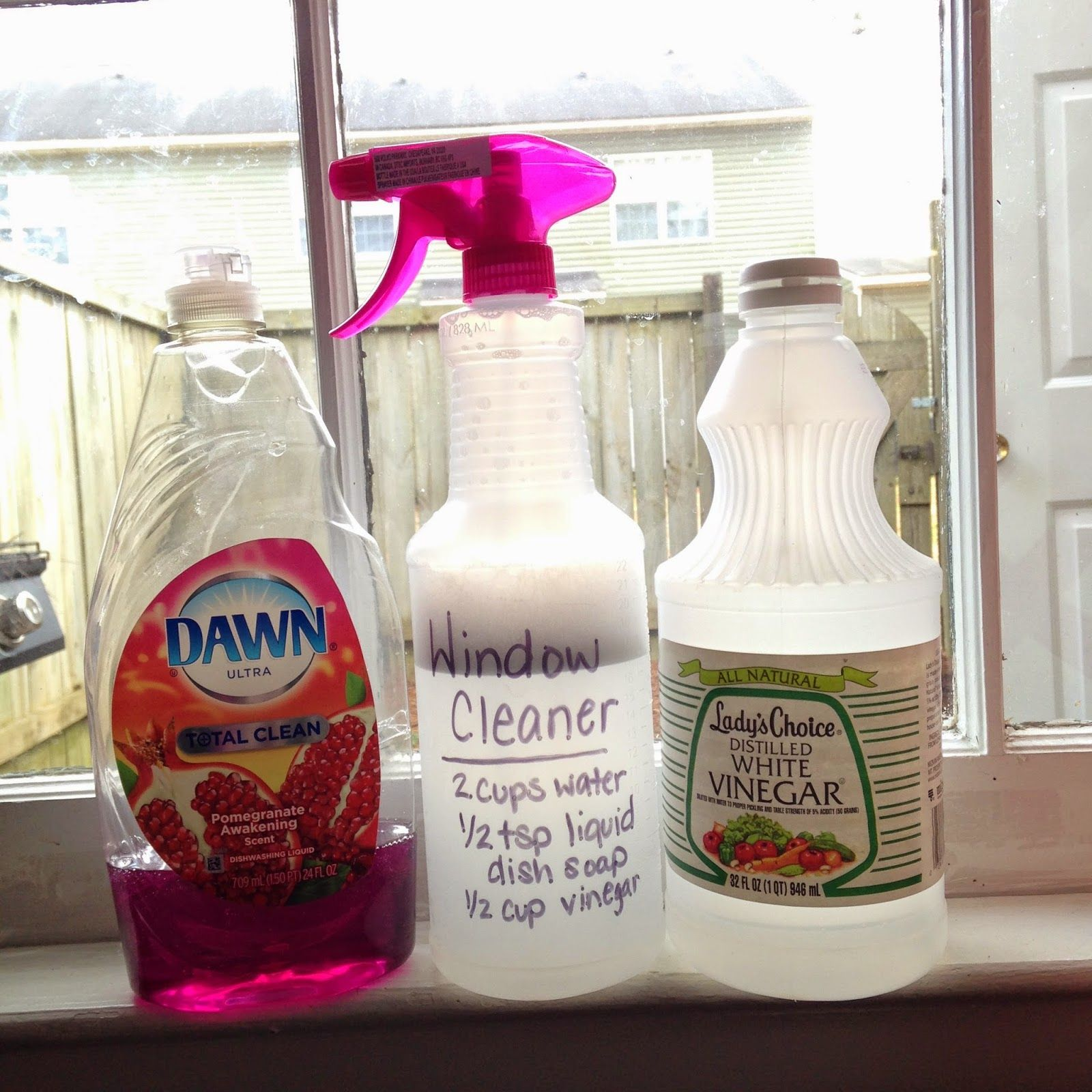 Homemade Window Cleaner Window Cleaner Homemade Cleaning Homemade Cleaning Products