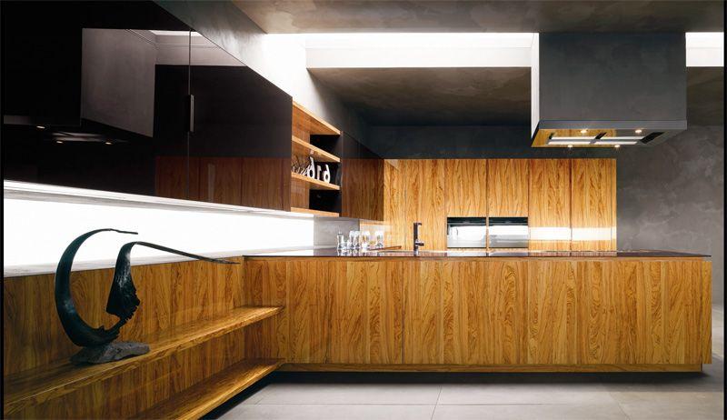 wood kitchen cabinets 15 modern kitchens ideas - Modern Wood Kitchen Cabinets