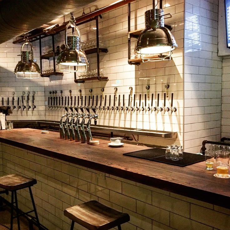 Houston's First Food Hall And Beer Garden