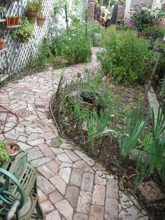 Pathway Materials - Garden Junk Forum - GardenWeb