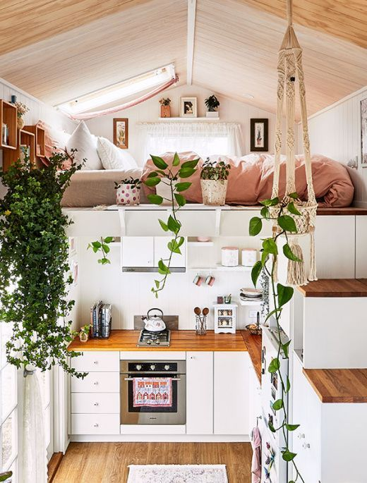 Photo of A small home on wheels – step aside Marie Kondo, Dolly Rubiano i …