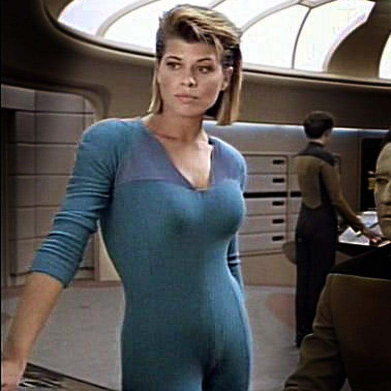 Star Treks Number One is a revolutionary female character