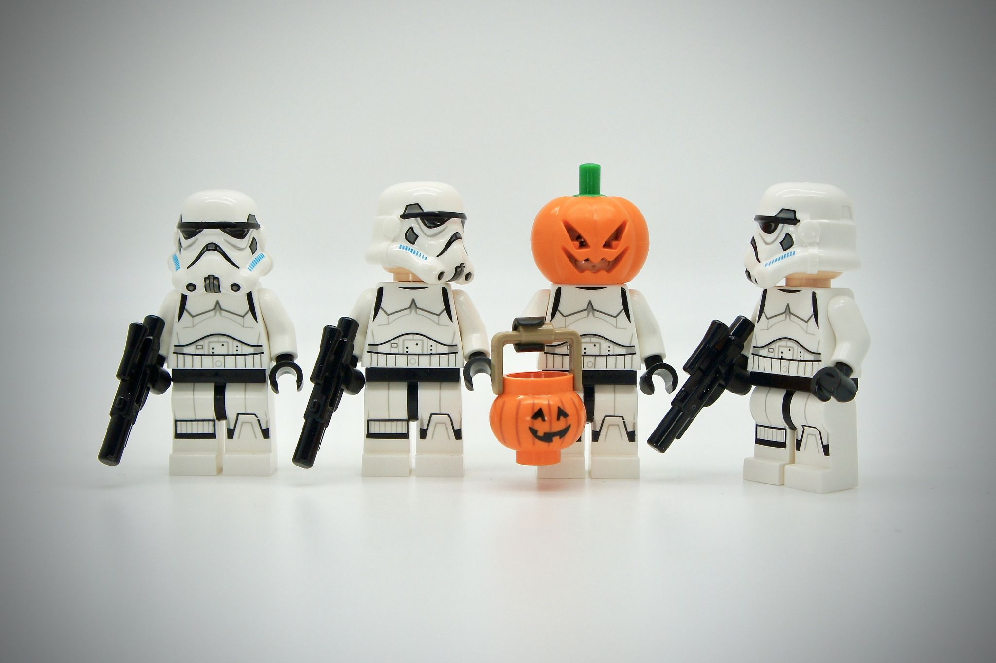 Star Wars Stormtrooper photographic print /'FETCH!/'