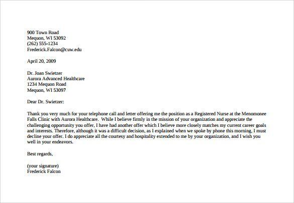Mallainjulien Sample Offer Letters 79b0fcc8 Resumesample Resumefor Letter Template Letter Sample Lettering