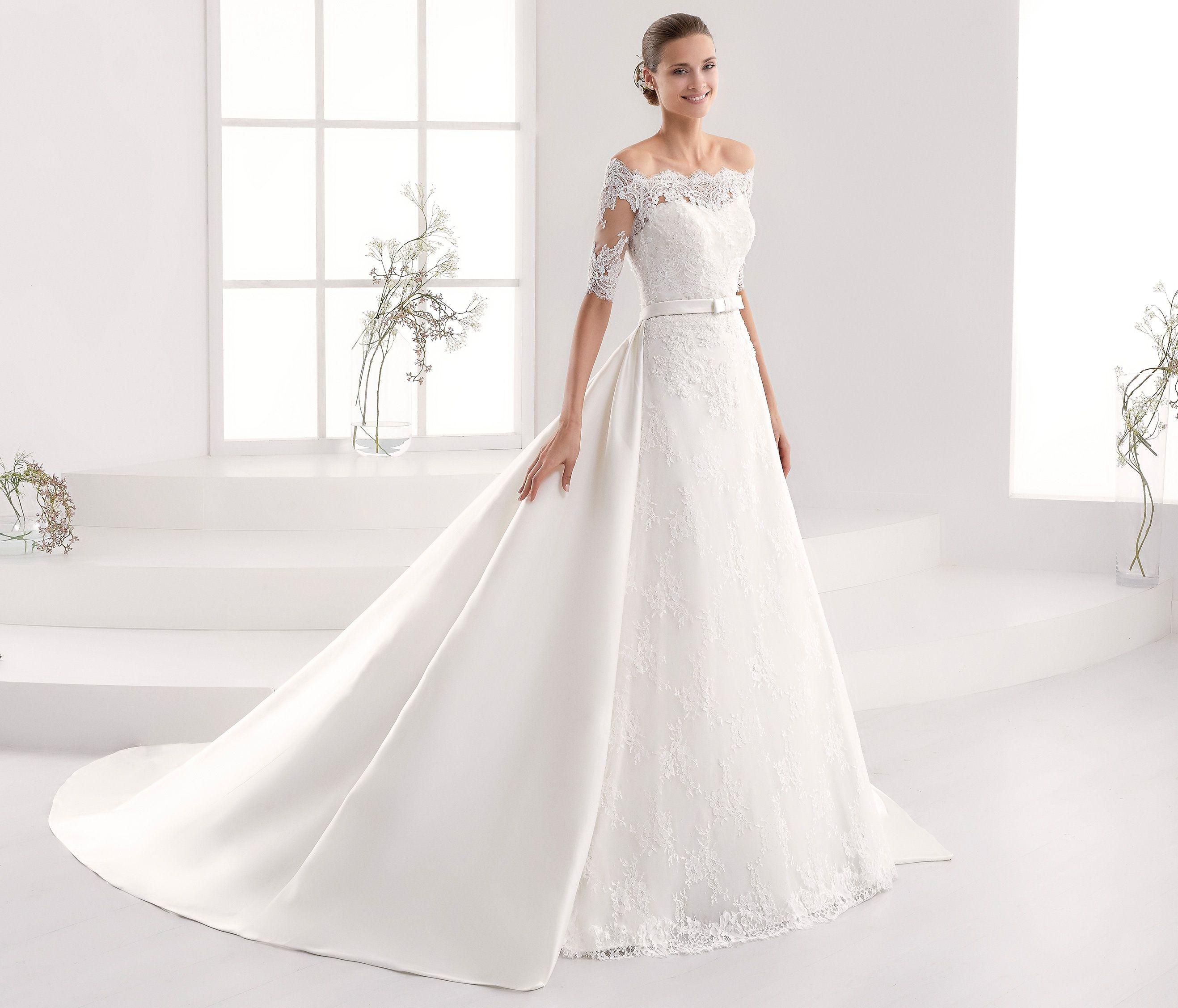 Moda sposa 2018 - Collezione AURORA. AUAB18921. Abito da sposa Nicole. 033710529c3