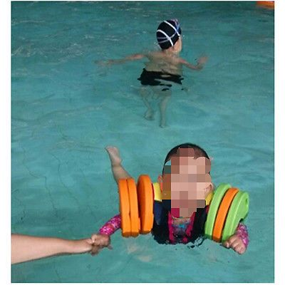 6 x swim discs foam arm #bands float for swimming baby kids #children 2-10 #years,  View more on the LINK: 	http://www.zeppy.io/product/gb/2/222207131351/