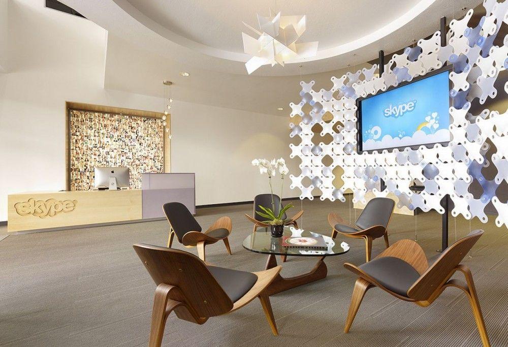 skype hq design blitz office space inspiration pinterest