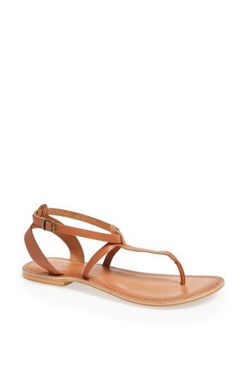 Topshop 'Horizon' Leather Sandal | Nordstrom