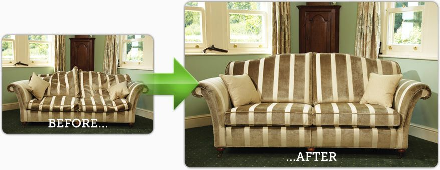 Before U0026 After Cushion Refilling. Cushion Refilling Makes Your Sofa As Good  As New Again