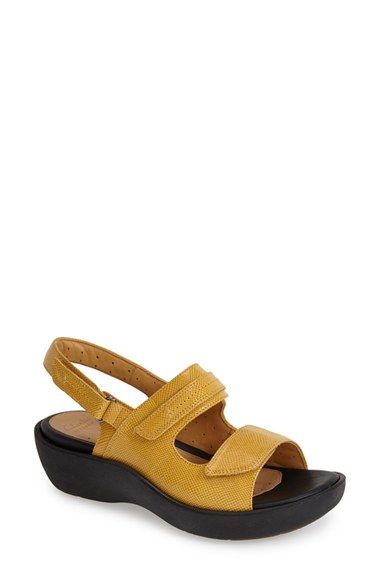 9cb2977b228 Women s Clarks  Un.Harvest  Leather Sandal