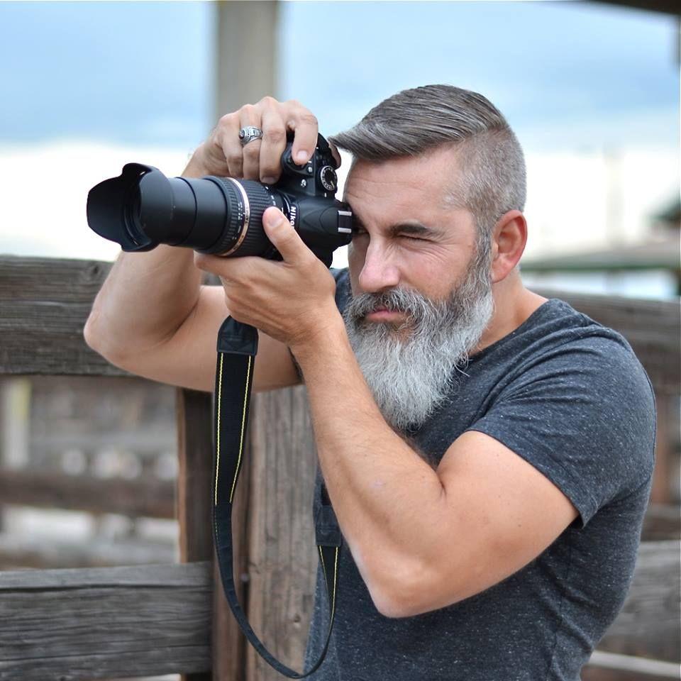 Classy mens haircuts pin by paul lesch on silver daddies  pinterest  bears beard