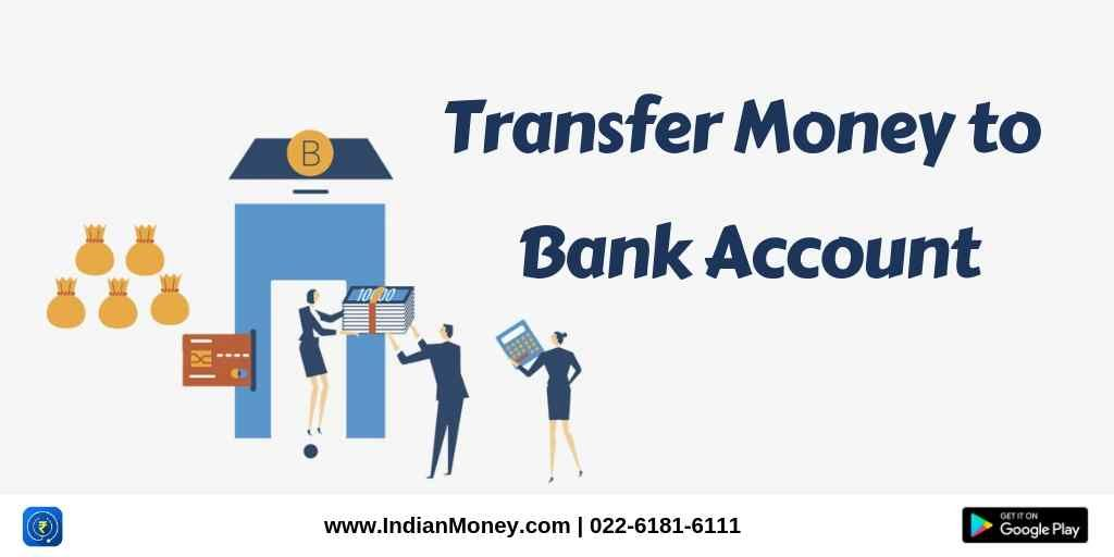 Transfer Money To Bank Account Bank Account Financial Advice