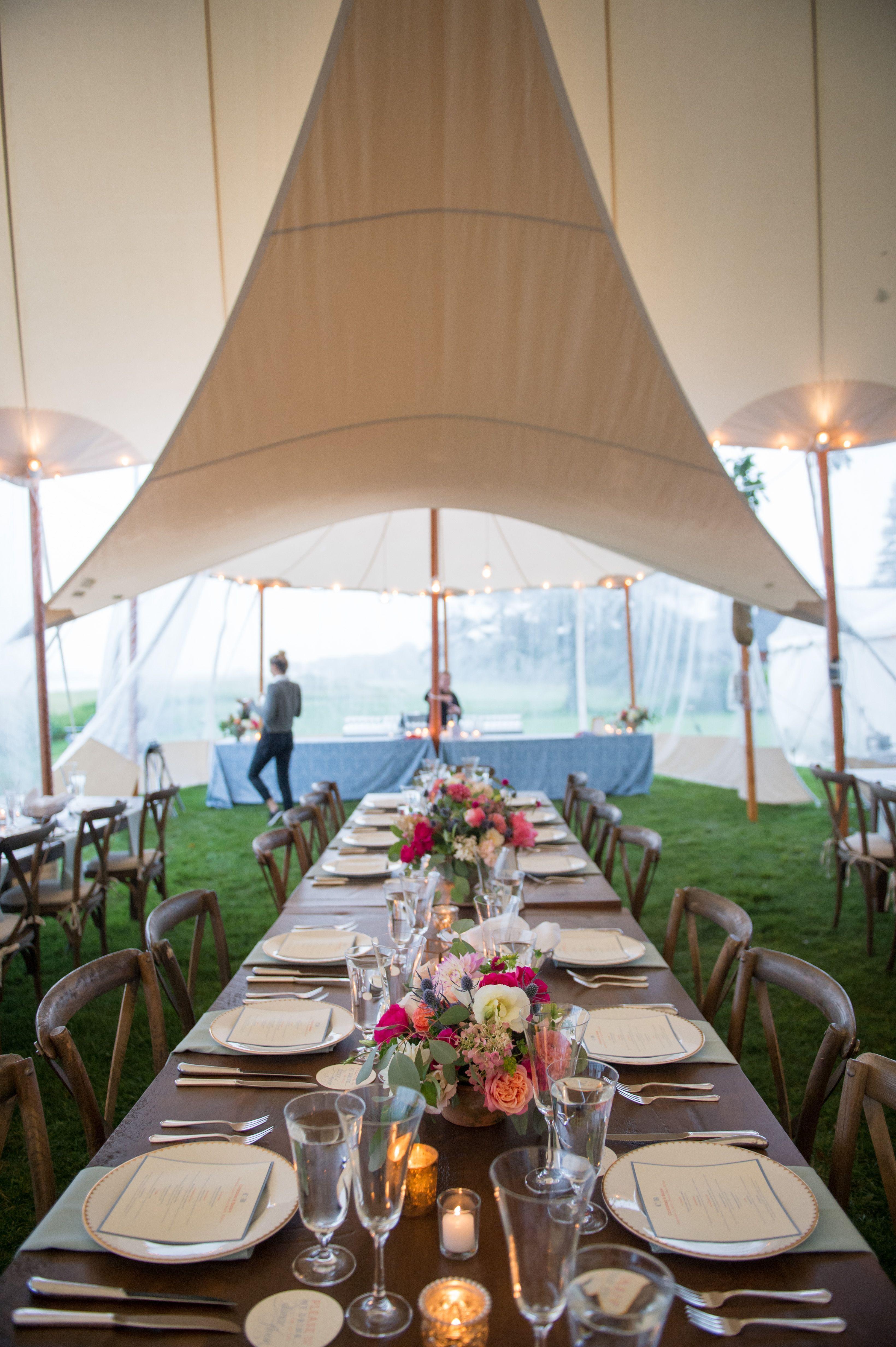 Brea Mcdonald Photography Kennebunk Maine Wedding Tented