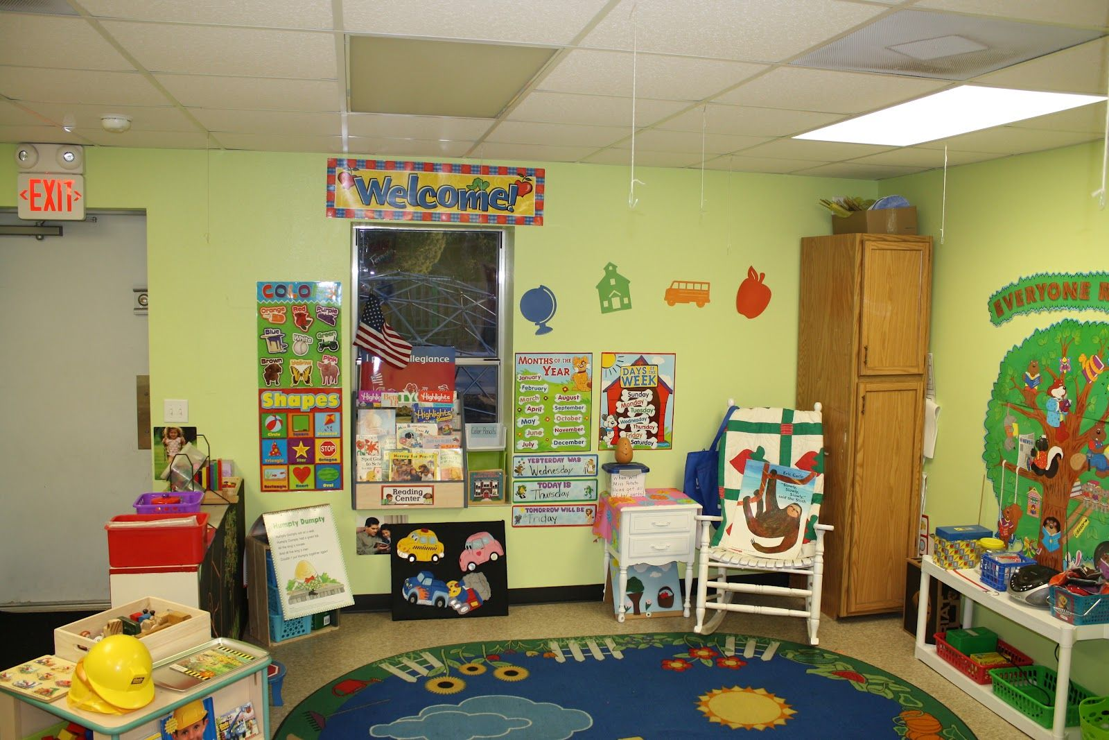 Modern Kindergarten Classroom ~ Preschool classroom imgkid the image kid has it