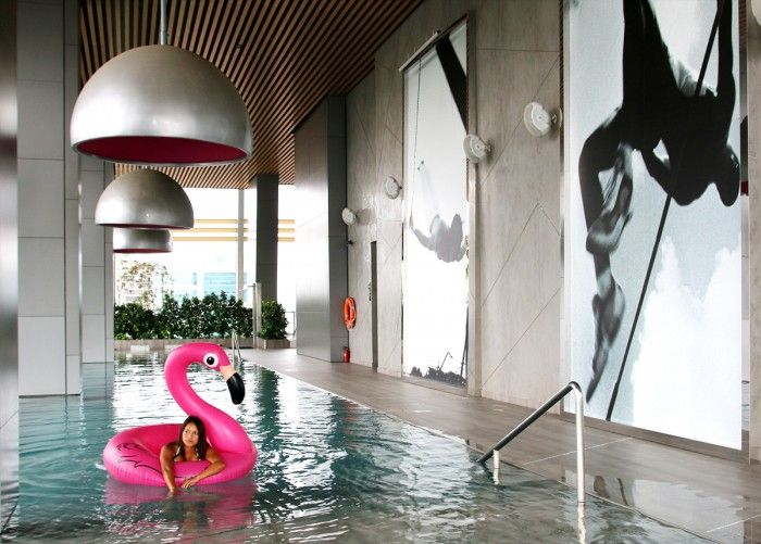 The South Beach Hotel Singapore Review