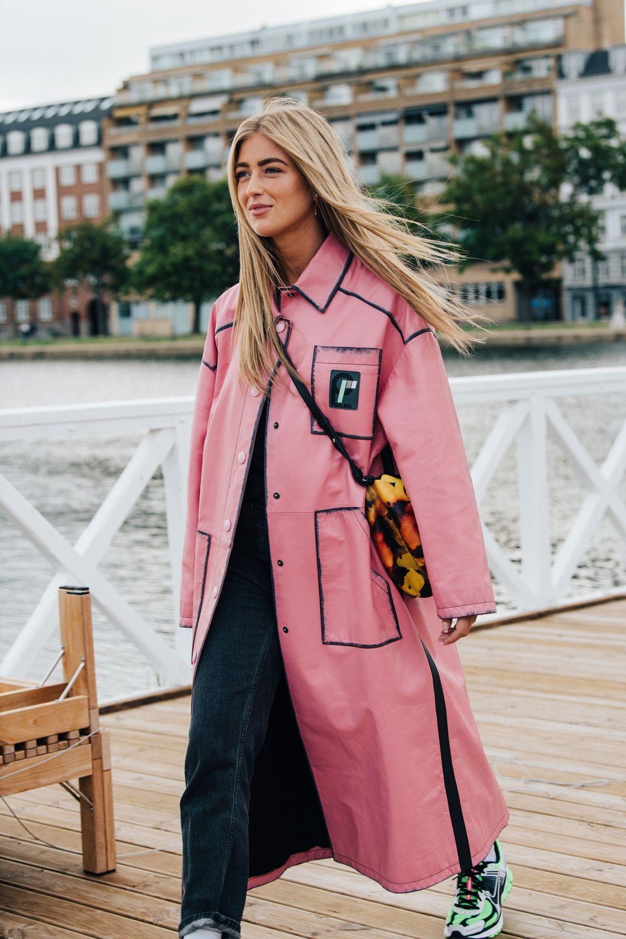 Street style inspiration from Copenhagen Fashion Week spring/summer 2020
