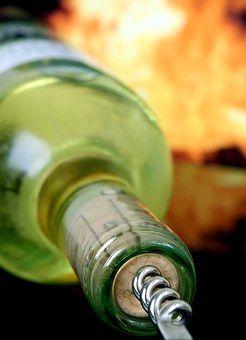 Alkohol, Aluminium, Grillen