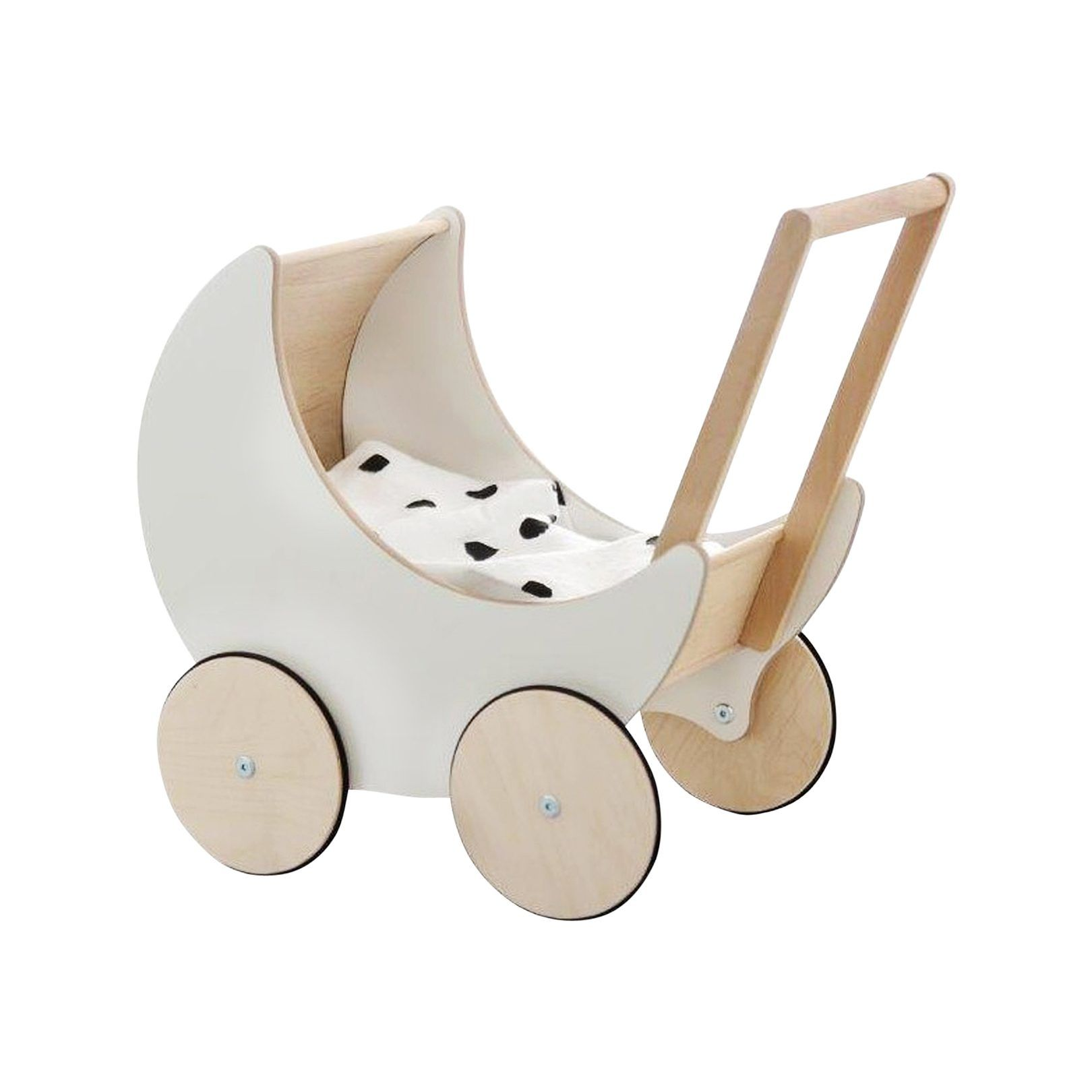 Children S Wooden Toy Pram Pram Toys Wooden Toys Wooden Toys Plans