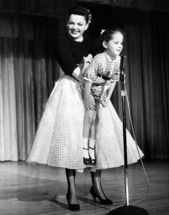 Judy Garland's Daughter Speaks Up About Her