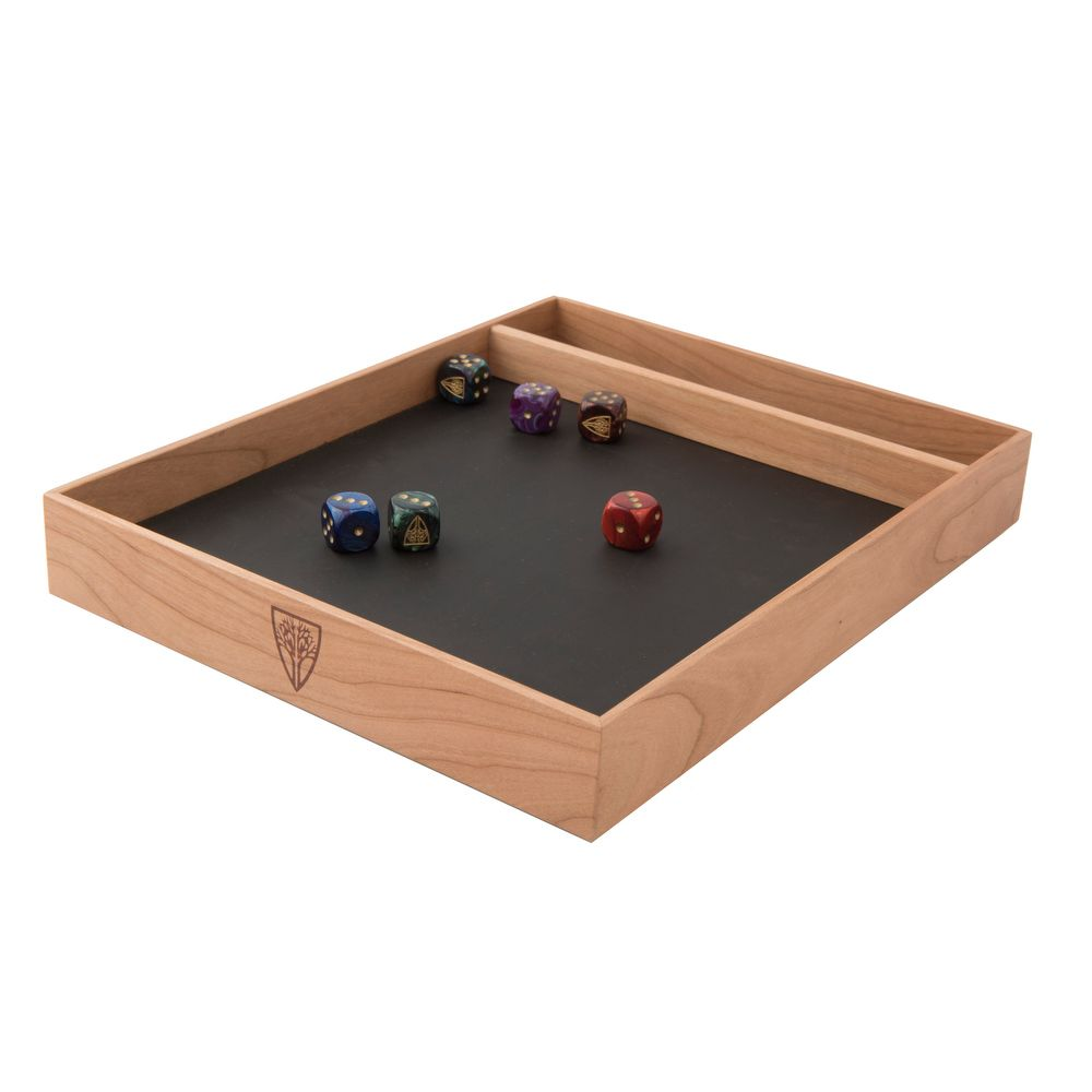 Cherry Tabletop Dice Tray In 2018 Dungeons And Dragons