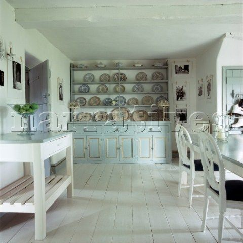 Kitchen Dining Room With Welsh Dresser