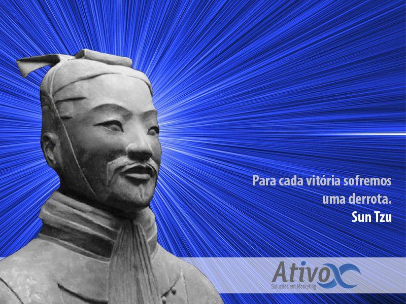 Bom Dia Pessoal! Hoje temos Sun Tzu na nossa Frase do Dia.  Desejamos uma semana de Bons Negócios!      #AtivoxSoluçõesEmMarketing #Marketing  http://bit.ly/2hnnyfI