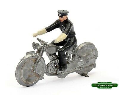 Very Rare Lead Charbens # 823 Pre-War Issue Only POLICE MOTORCYCLIST | eBay
