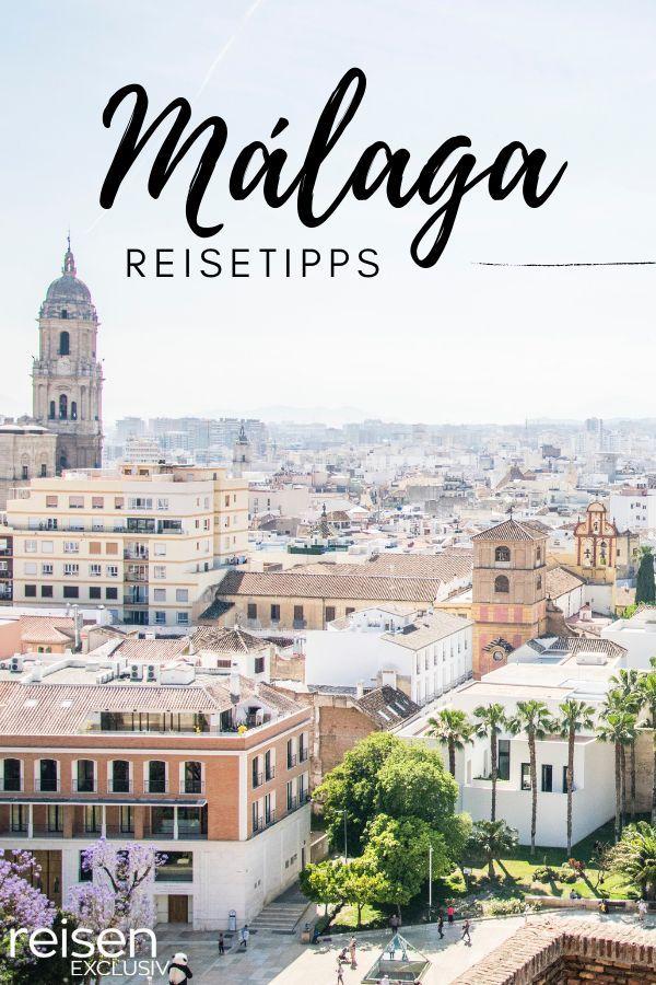 Eine Reise nach Malaga