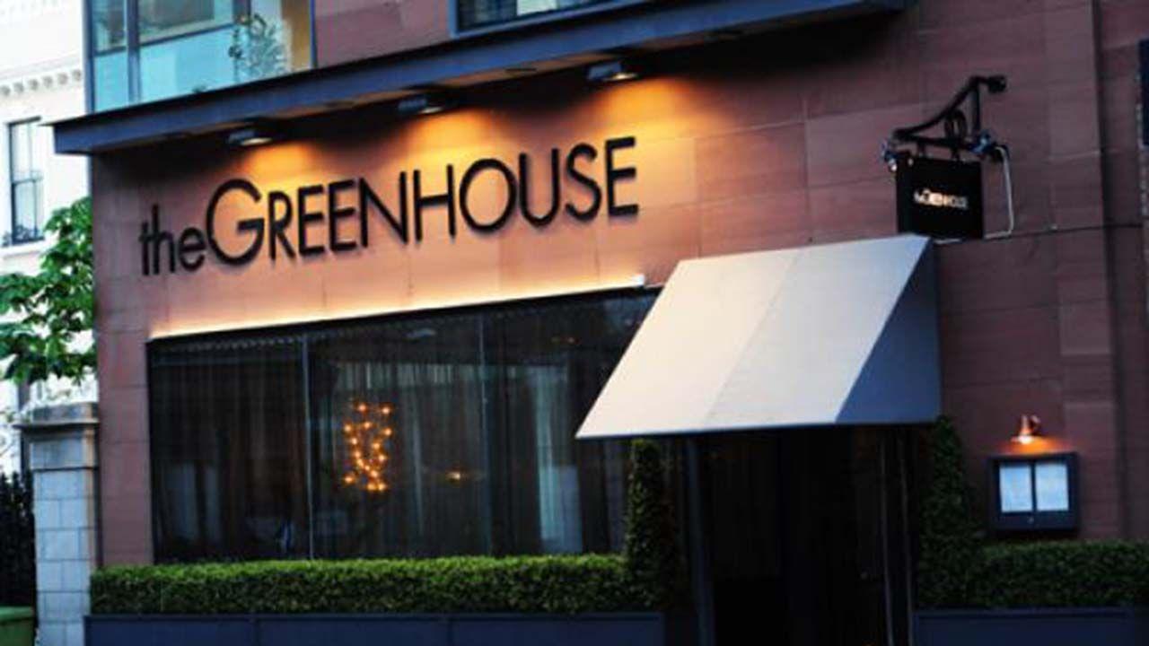 The greenhouse restaurant dublin - The Green House Dawson Street Dublin 2