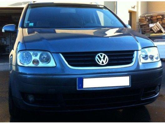 Volkswagen Touran 105 Confort 7pl Www Laventerapide Com Vehicules Volkswagen Touran Volkswagen Voiture Occasion