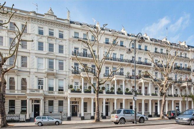 英ロンドン高級住宅街の広大なフラット 高級住宅街 高級住宅 ロンドン