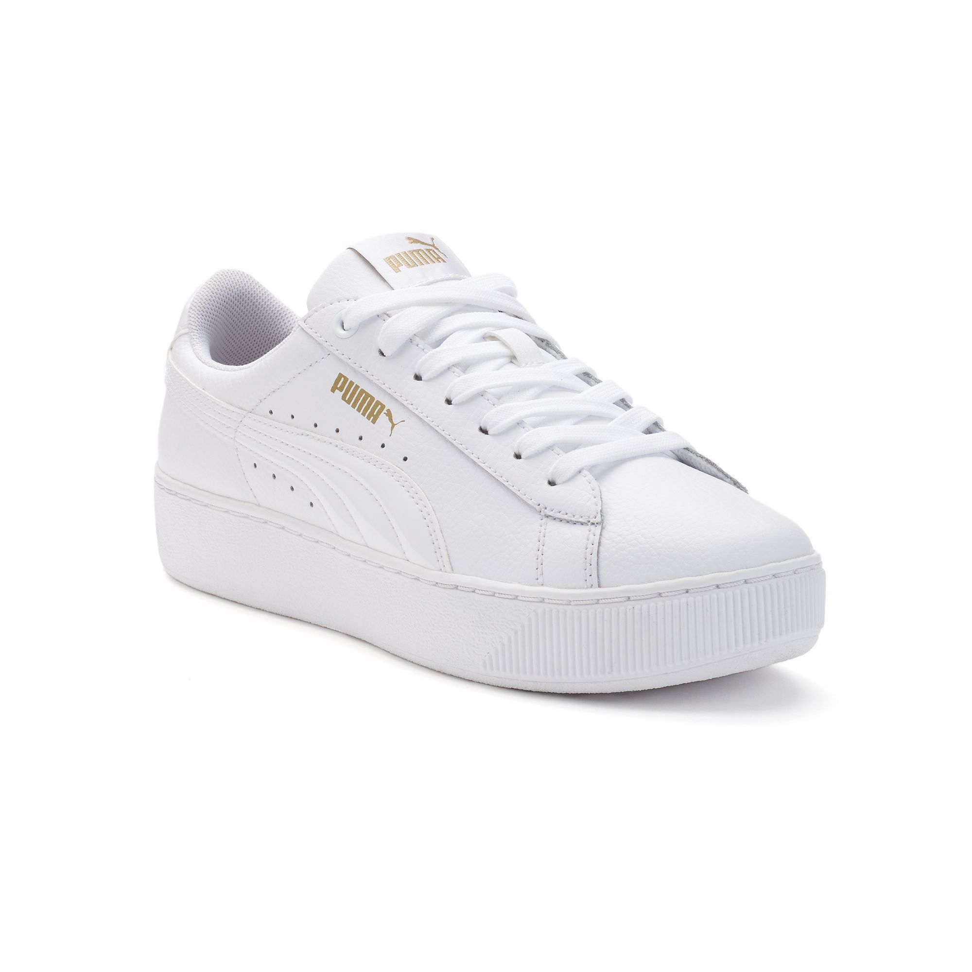a4d1faf0c25 PUMA Vikky Platform Women's Leather Shoes in 2019 | Products | Puma ...