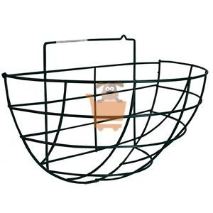 14 Wire Wall Hanging Flower Basket Planter Half Round Moon Multi Buy Set Ebay Basket Planters Hanging Flower Baskets Plant Basket