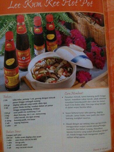 Hot Pot Seafood Hot Pot Tahu