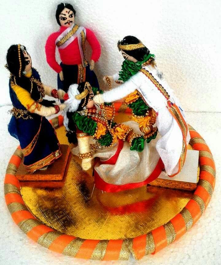 Wedding Return Gifts In Bangalore: Idea By Chitra On Navrathri Dolls