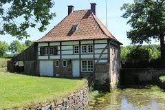 Schinnen, Gasterij Terborg (leuke locatie bij oude hoeve).