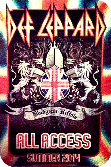 ALL ACCESS PASS DEF LEPPARD COMMUNITY www.RockBrigadeForum.com Latest Def Leppard News & Rumors