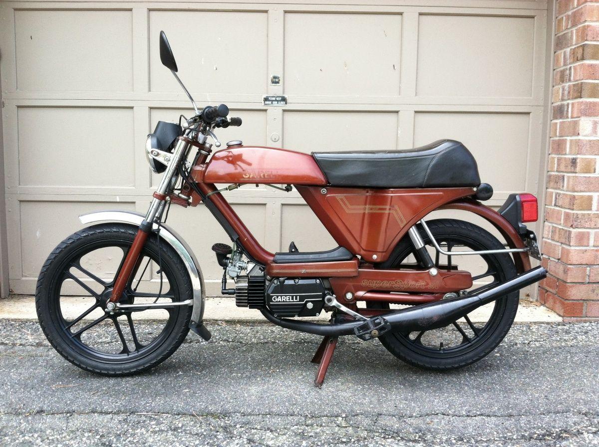 Garelli Super Sport Xl Moped