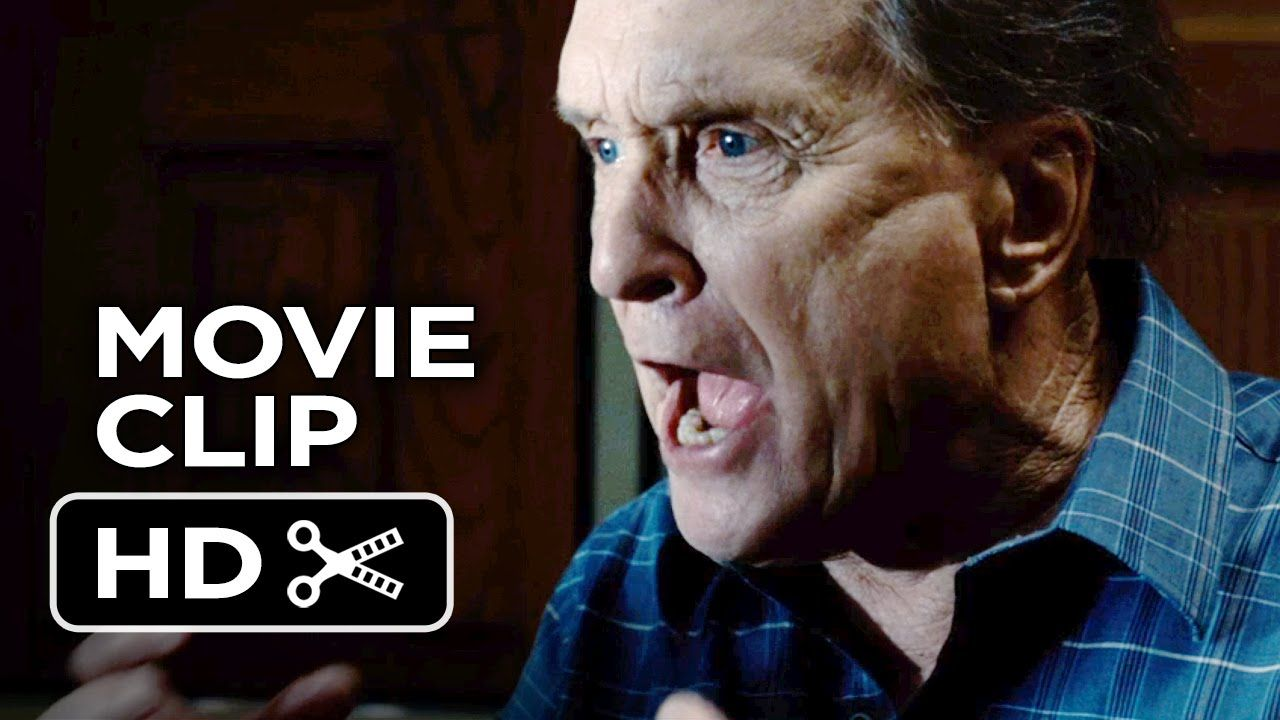 The Judge Movie CLIP Was I Tough On You? (2014) Robert