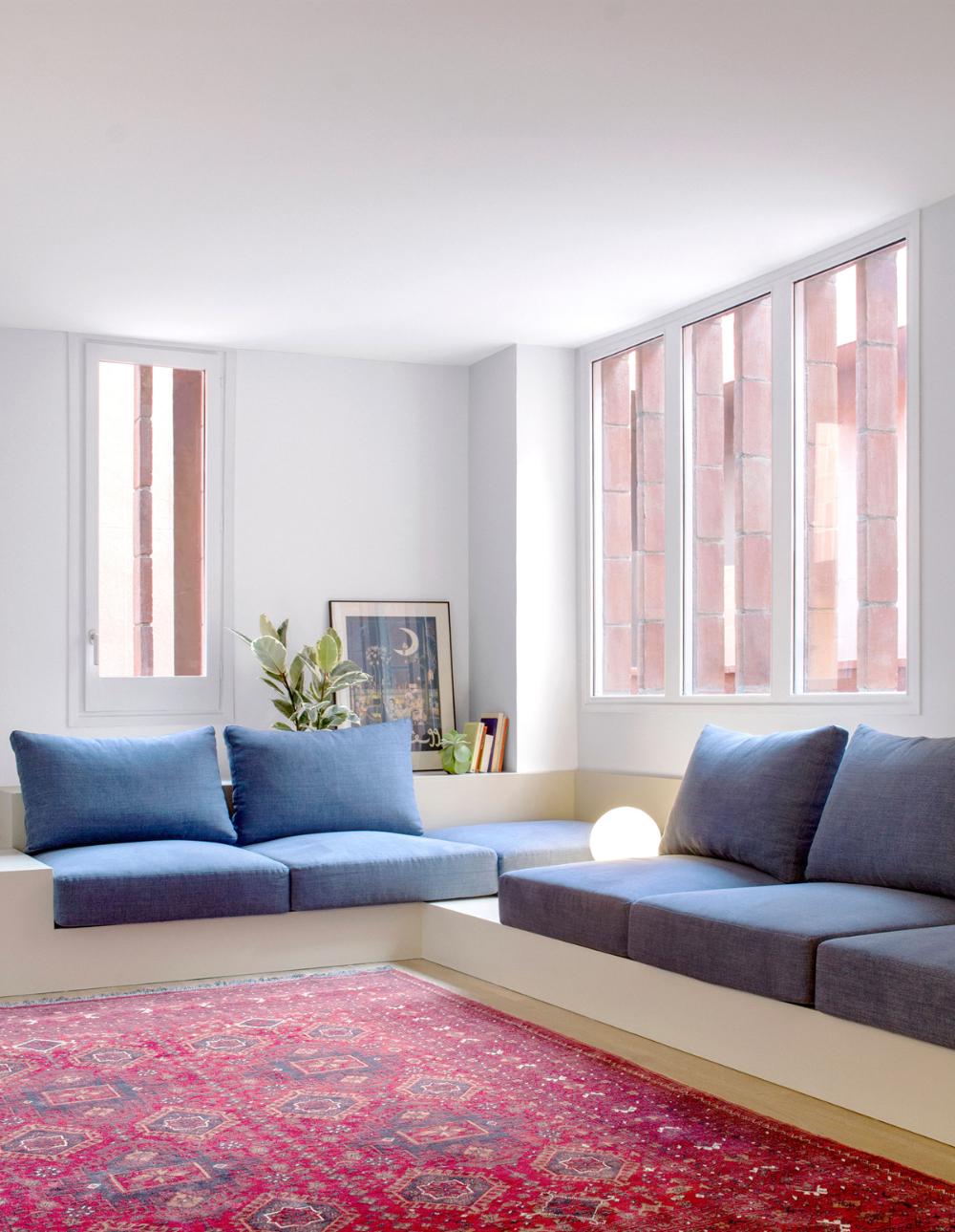 Bonell Doriga Renovation Of An Apartment In Walden 7 Hic Arquitectura In 2020 Interior Renovations Apartment Interior