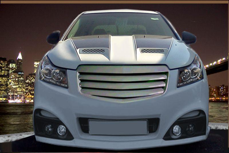 2010 2015 Chevrolet Cruze Trinity Body Kit 4 Pc Chevrolet Cruze Cruze Chevrolet