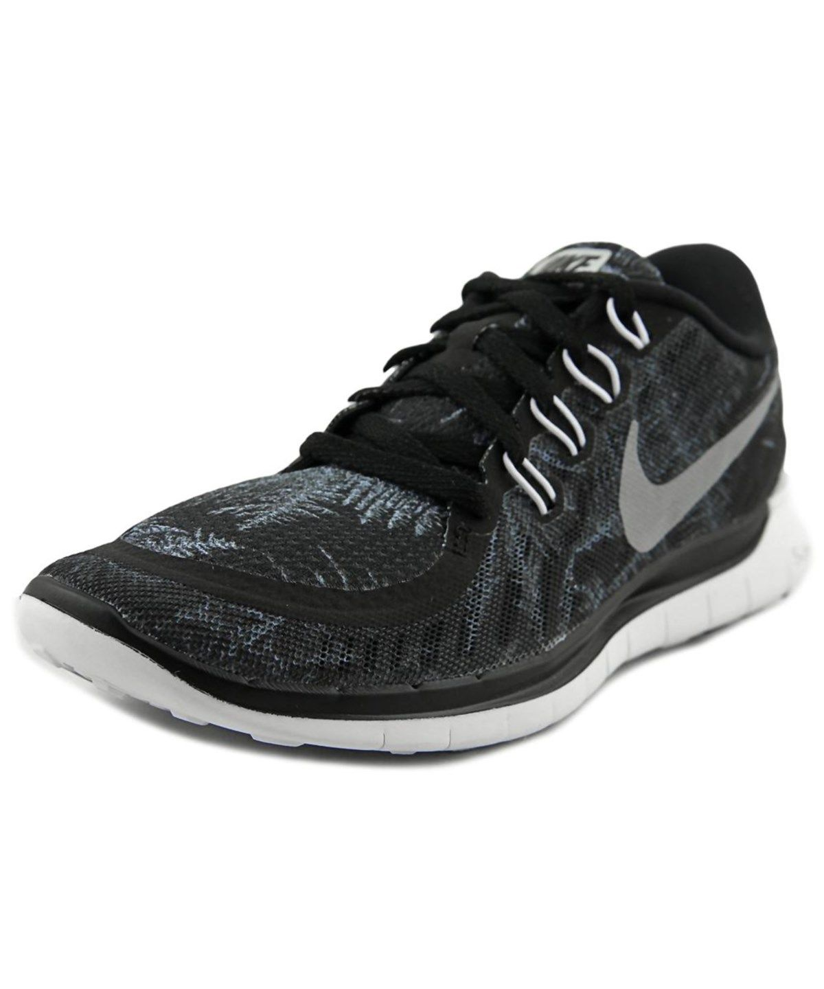 7e79ae03c3fe NIKE NIKE FREE 5.0 SOLSTICE WOMEN ROUND TOE SYNTHETIC BLACK SNEAKERS .  nike   shoes  sneakers