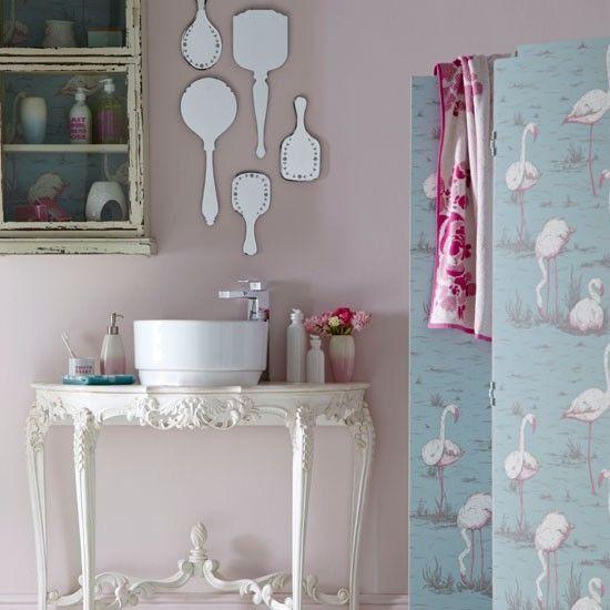 Incredible Vintage French Country Bathroom Vintage Baths Shabby Interior Design Ideas Oteneahmetsinanyavuzinfo