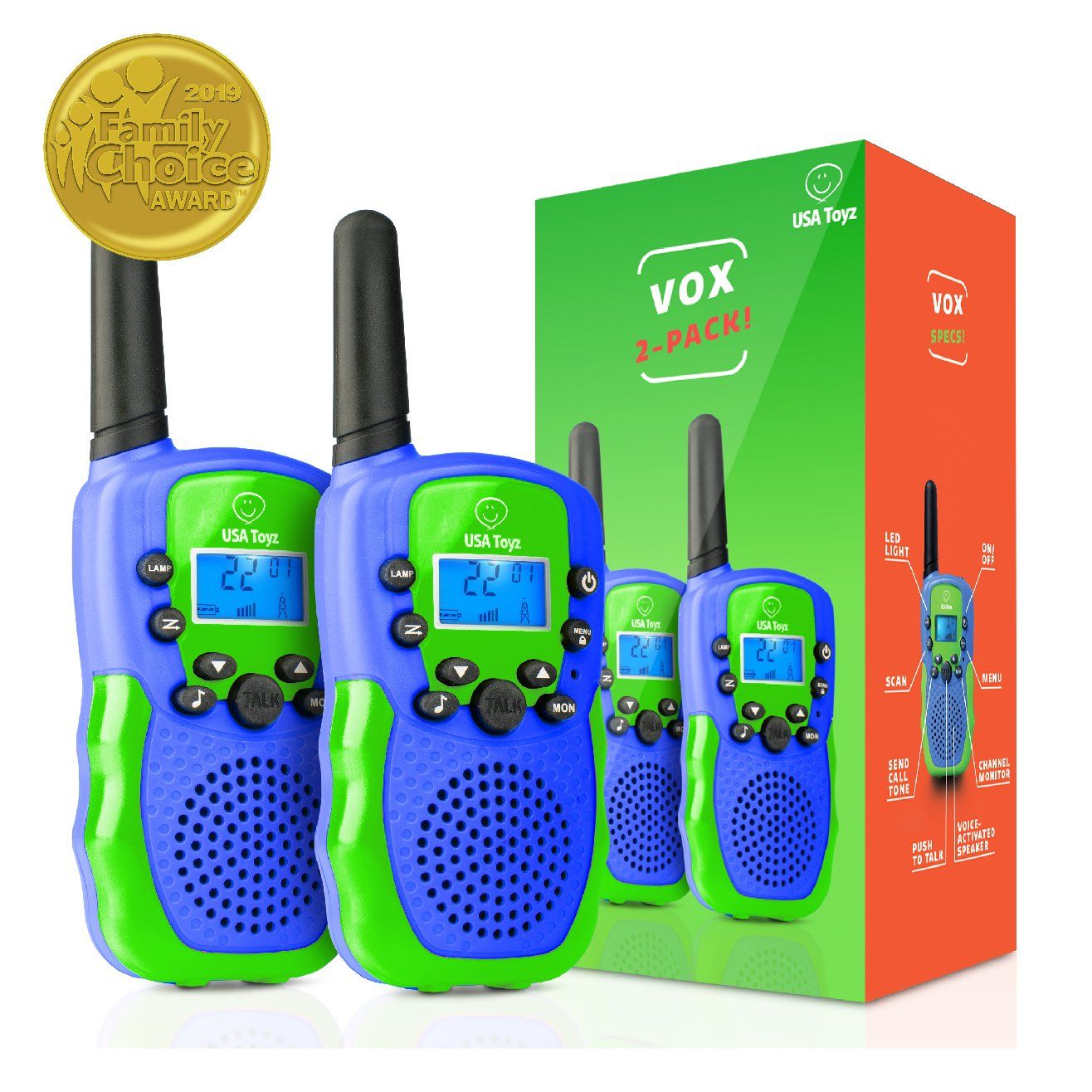 That S What The Chicago Tribune Is Saying About Our Vox Box Walkie